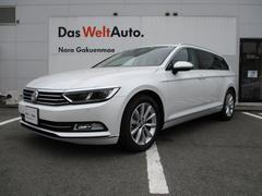 VW パサートヴァリアント新型TSIエレガンスライン 9.2インチ純正ナビ 電動ゲート