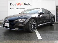 VW アルテオンRライン 4モーションアドバンス サンルーフ レザーシート
