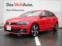 VW ポロGTI新型 VW純正ナビ テックPKG デジタルメーター ETC
