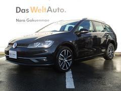 VW ゴルフヴァリアント新型TSIハイライン テックエディション デジタルメーター