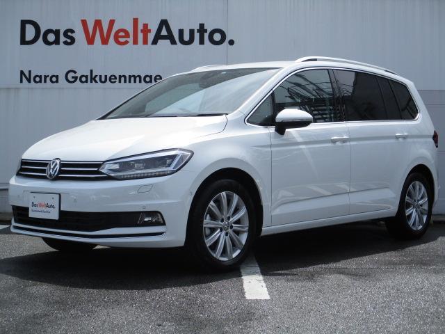 フォルクスワーゲン 新型TSIハイライン VW純正ナビ テクノロジーパッケージ