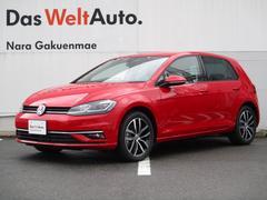 VW ゴルフ新型TSIハイライン テックエディション デジタルメーター