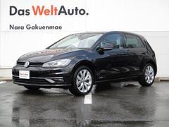 VW ゴルフ新型TSIハイライン レザーシート デジタルメーター ナビ