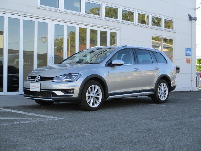 フォルクスワーゲン 新型TSI4モーション VW純正ナビ テクノロジーPKG