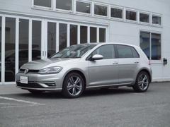 VW ゴルフ新型TDIハイライン マイスター レザーシート VW純正ナビ