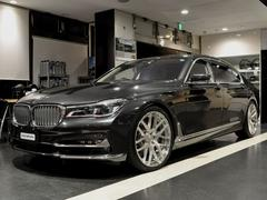 BMW740Ld xDrive エクセレンス BCフォージド