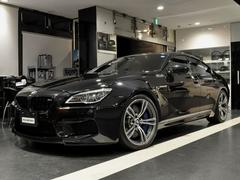BMW M6グランクーペ ワンオーナー フルレザーメリノインテリア