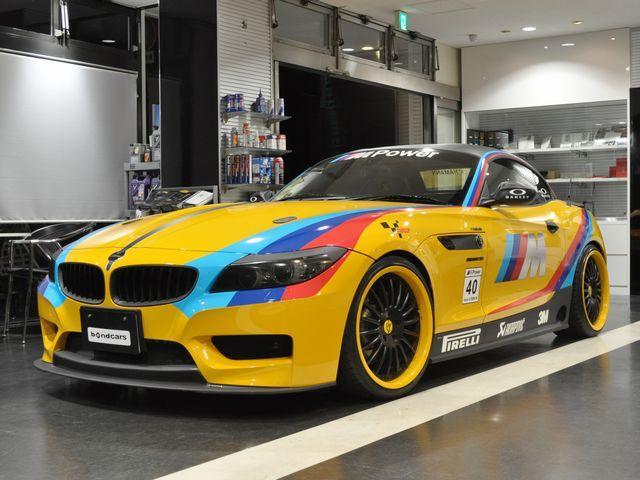 「BMW」「Z4」「オープンカー」「大阪府」の中古車