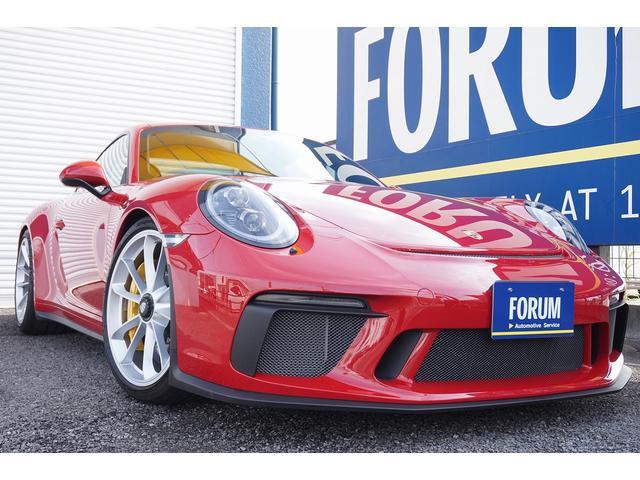 ポルシェ 911GT3 ツーリング PCCB 6MT 新車並行