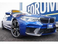 BMW M5M5 左ハンドル カーボンセラミックブレーキ B&Wサウンド