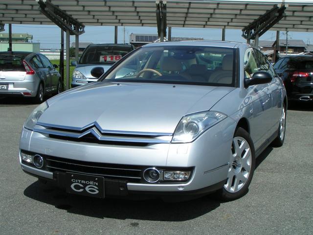 「シトロエン」「C6」「セダン」「奈良県」の中古車
