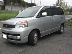 ヴォクシーV 4WD 助手席リフトアップ福祉車両 左電動ドア