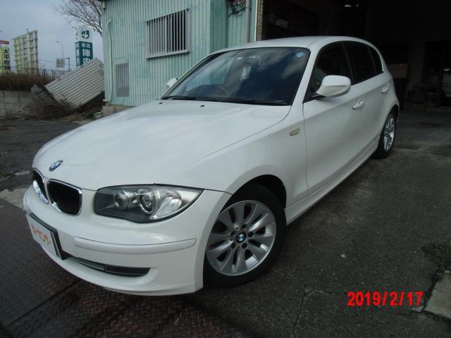 BMW 116iナビ Bカメラ TV ETC Pスタート