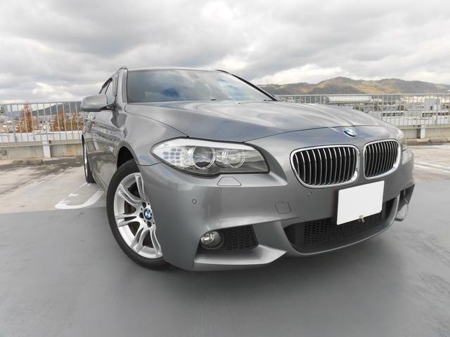 BMW 523iツーリング Mスポーツパッケージ ガラスコート済
