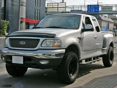 フォード F−150Fー150 XLT ディーラー車 フレアサイド リフトアップ
