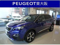 プジョー 3008GTライン 新車保証継承 デモカーアップお買い得車