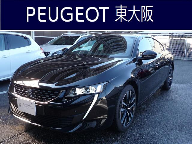 プジョー 508 GT ブルーHDi