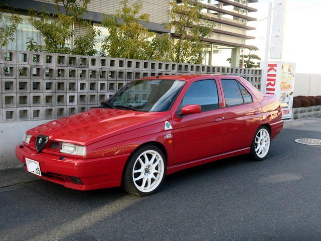 アルファロメオ V6 2.5 モディファイ仕様