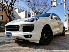 ポルシェ カイエン ティプトロニックS スポーツクロノ 鍛造22AW 新車保証(ポルシェ)