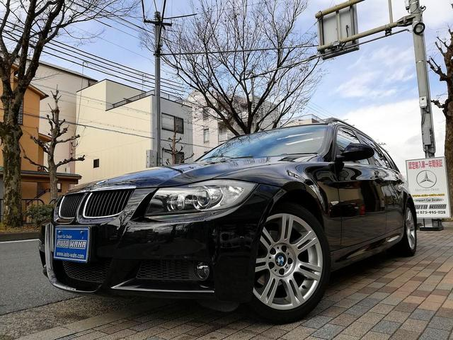 BMW 320iツーリングハイラインPKG Mスポーツスタイル