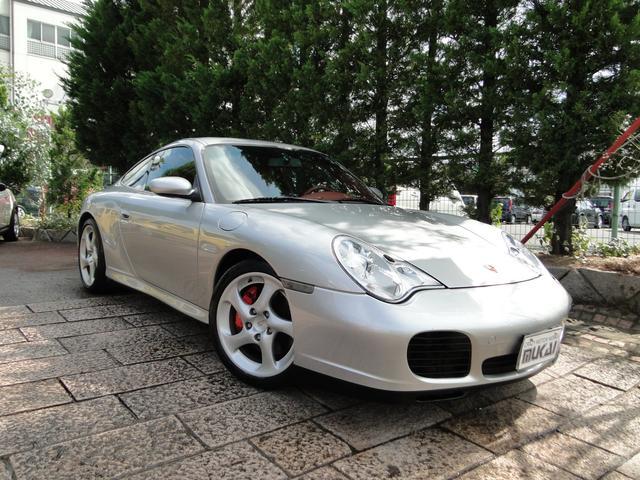 ポルシェ 911カレラ4S 1オーナー車