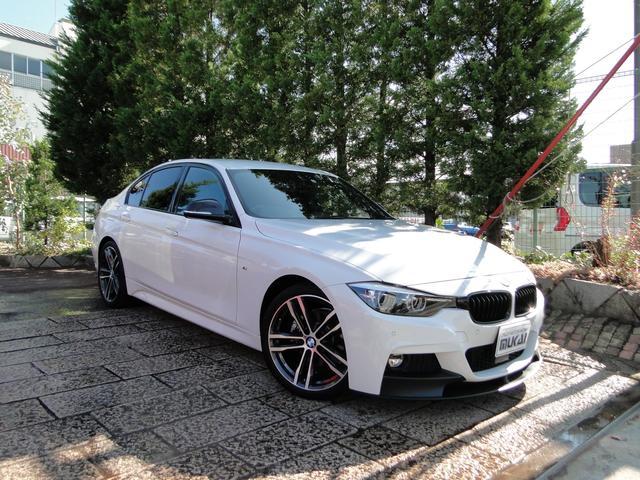 BMW 320d Mスポーツ エディションシャドーレザーシート