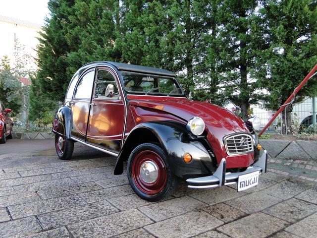 「シトロエン」「シトロエン 2CV6」「セダン」「奈良県」の中古車