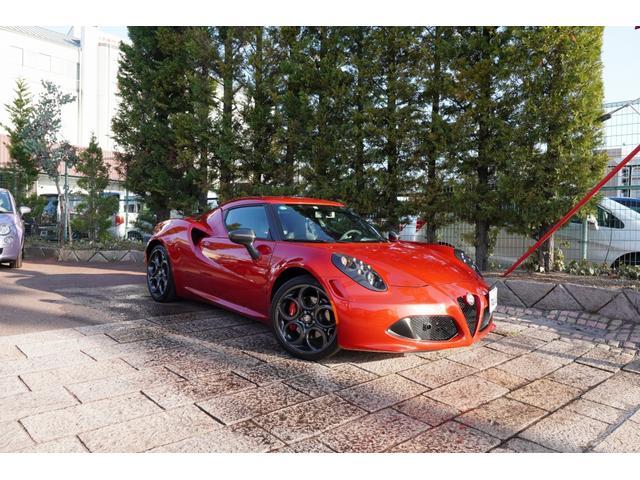 アルファロメオ ローンチエディション 1オーナー車