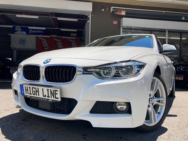 BMW 320d Mスポーツ アクティブクルーズ・コンフォートアクセス・インテリジェントセーフティ・ブラインドスポット・LEDヘッドライト