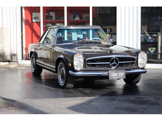メルセデス・ベンツ SL 280SL W113 4AT 1969年式 禁煙車