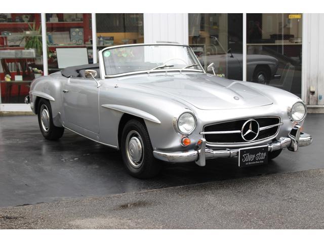 「メルセデスベンツ」「SLクラス」「オープンカー」「兵庫県」の中古車