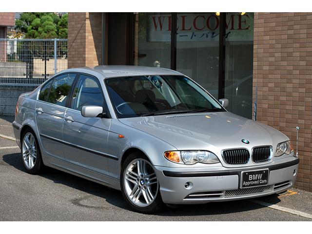 BMW 330i 記録簿 ETC キーレスエントリー 17INアルミ