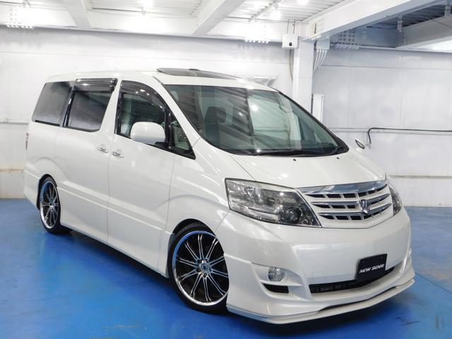 トヨタ AS プライムセレクション 20AW 両電動ドア サンルーフ