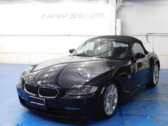BMW リミテッドエディション 限定車 白黒レザー 電動オープン