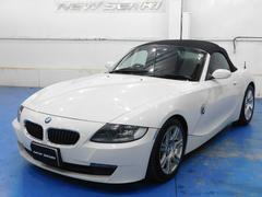 BMW Z4ロードスター2.5i レッドレザー ナビ&地デジテレビ