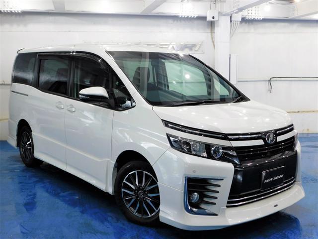 トヨタ ZS両電動ドア9型ナビTV11型天井モニターフルエアロ