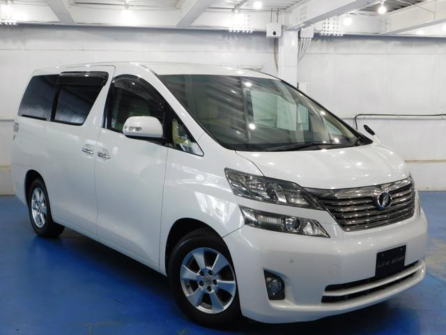トヨタ 2.4X 両側電動ドア 7型ワイドナビTV 8人乗