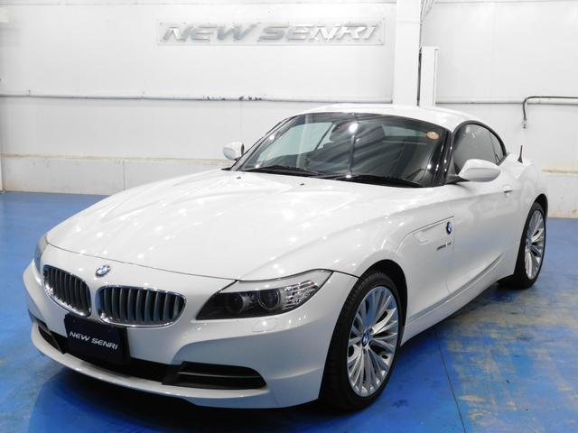 BMW sDrive23i電動オープン 純正ナビTV 18アルミ