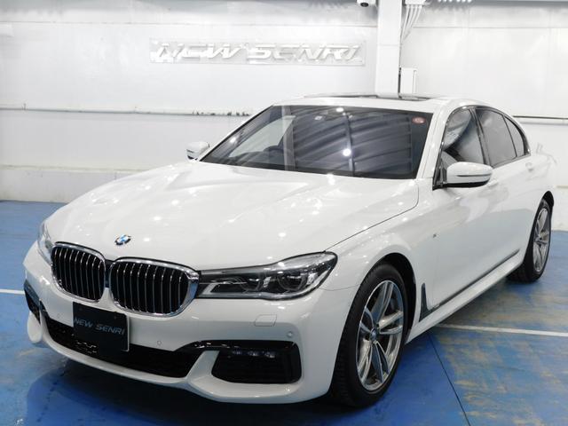 「BMW」「7シリーズ」「セダン」「鹿児島県」の中古車