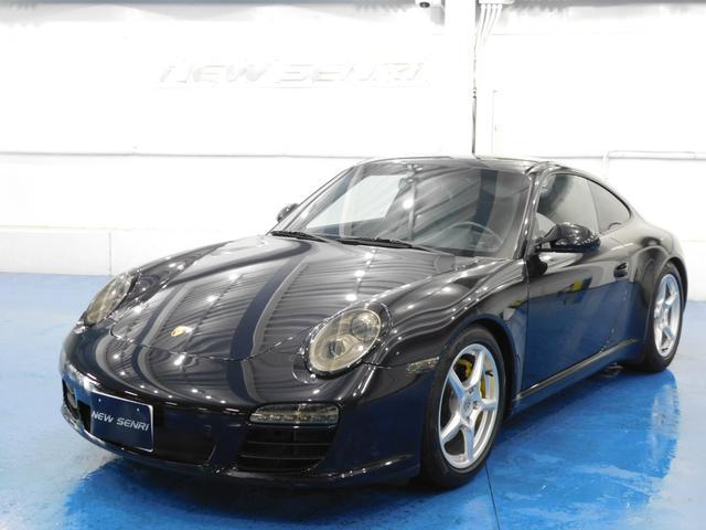 ポルシェ 911 911カレラ PDKスポーツクロノPKG・後期型・黒本革・HDDナビテレビ・鑑定証明・整備保証付