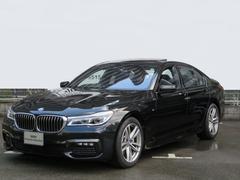 BMW740iMスポーツリモートPレーザーライトモカレザーSR