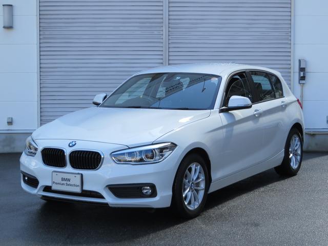 BMW 118iプラスパッケージパーキングサポートHDDナビETC
