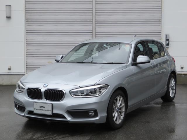 BMW 118iプラスパッケージHDDナビLEDライトETCデモカー