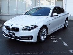 BMW523dイノベーターLEDライトマルチDメーターブラウン革