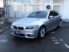 BMW523d MスポーツワンオナHDDナビ地デジBカメラACC