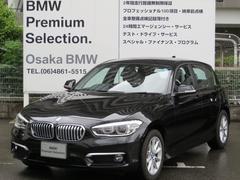 BMW118d スタイルPサポートデモカーHDDナビETCクルコン