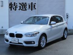 BMW118iパーキングサポートPプラスPデモカーHDDナビETC