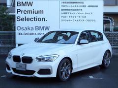 BMWM140iデモカーHDDナビクルコン電動シートパドルシフト
