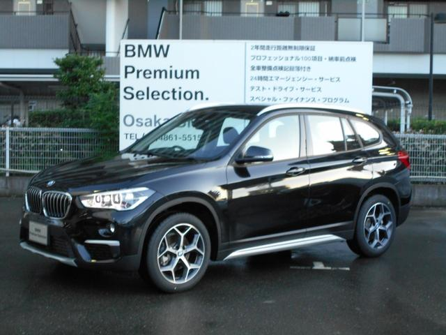 BMW xDrive 18d xラインHDDナビBカメコンフォートP
