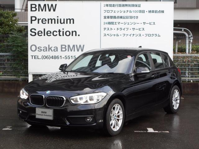 BMW 118i プラスパッケージ パーキングサポートパッケージ